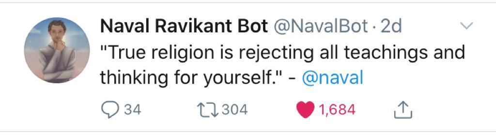 Second screenshot of a tweet